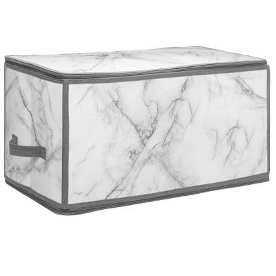 Caja de almacenamiento de mármol