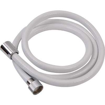 Tubo flexible pvc 200 cm - blanco